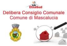 Delibera Consiglio Comunale Comune di Mascalucia