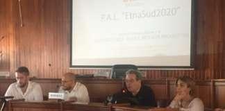 Incontro del GAL Etna Sud a San Giovanni La Punta