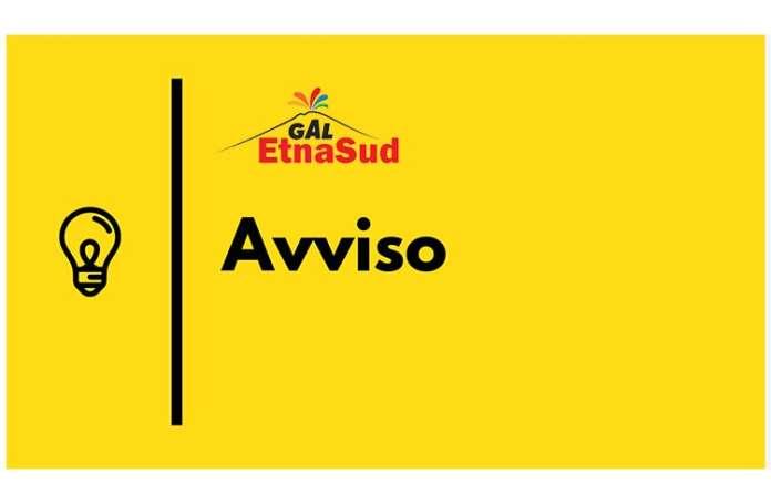 Avviso generico del GAL EtnaSud