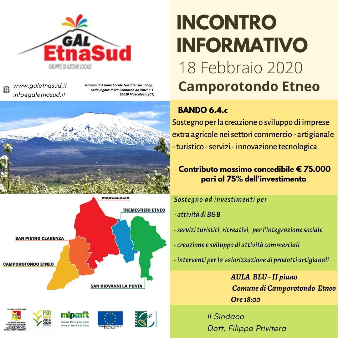 CAMPOROTONDO 18 FEBBR 2020